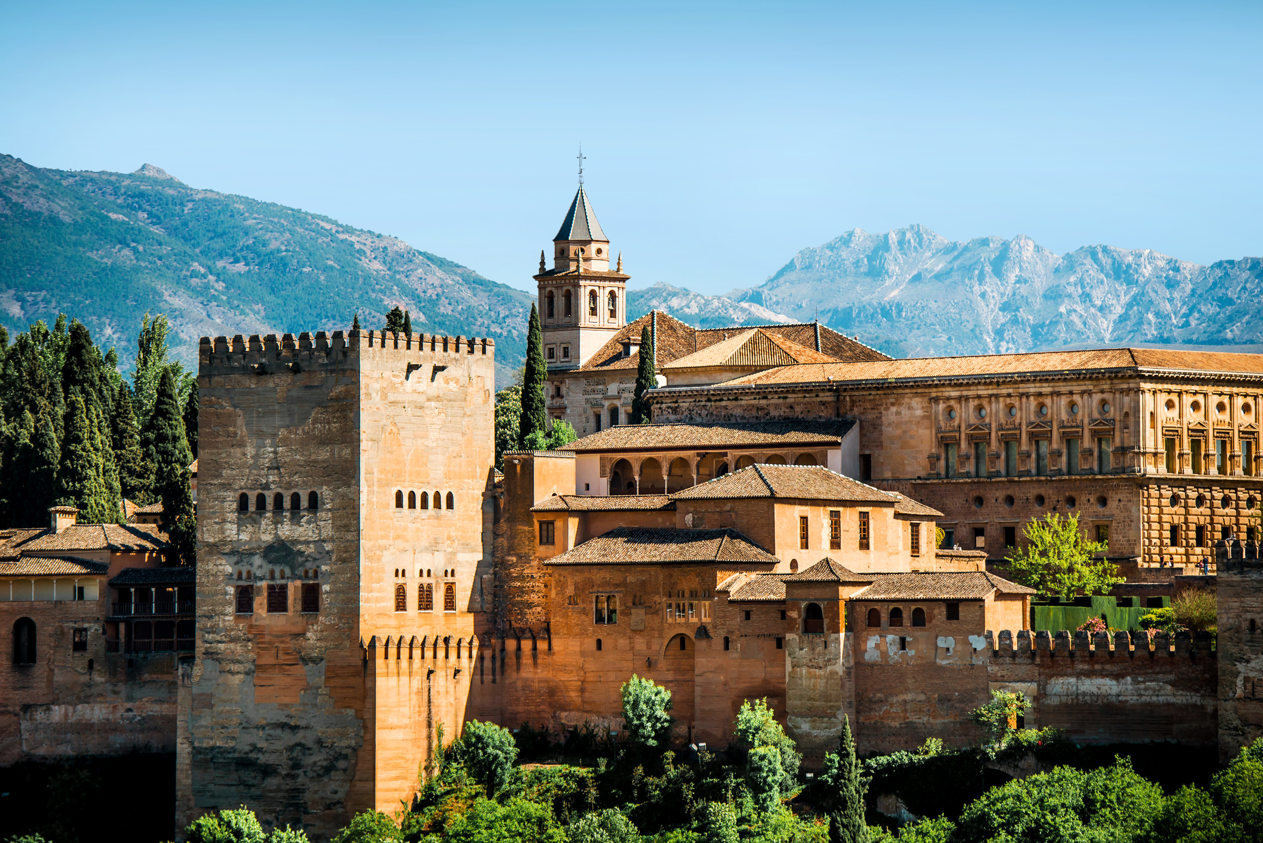 A Brief History of the Alhambra Palace