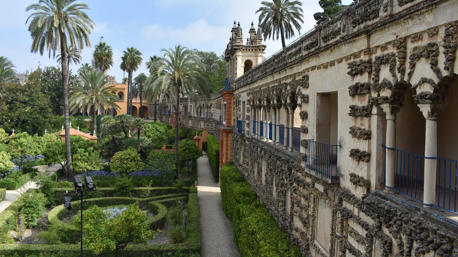 The History of Royal Alcázares: Gate to East and to West