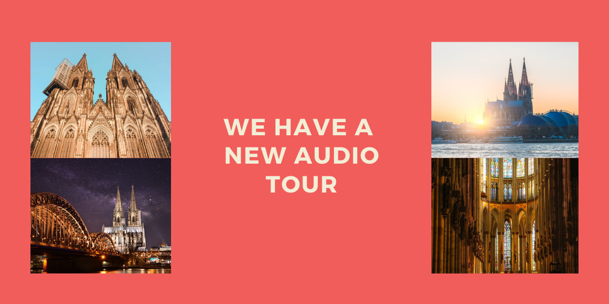 Cologne Cathedral: Clio Muse has a new Audio Tour