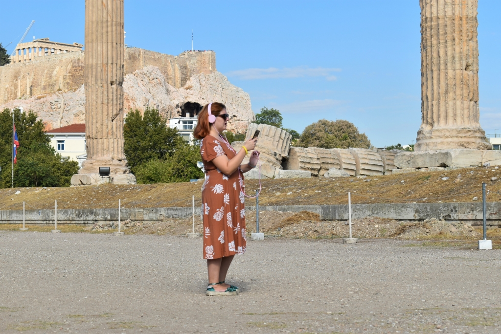 visit Athens in September
