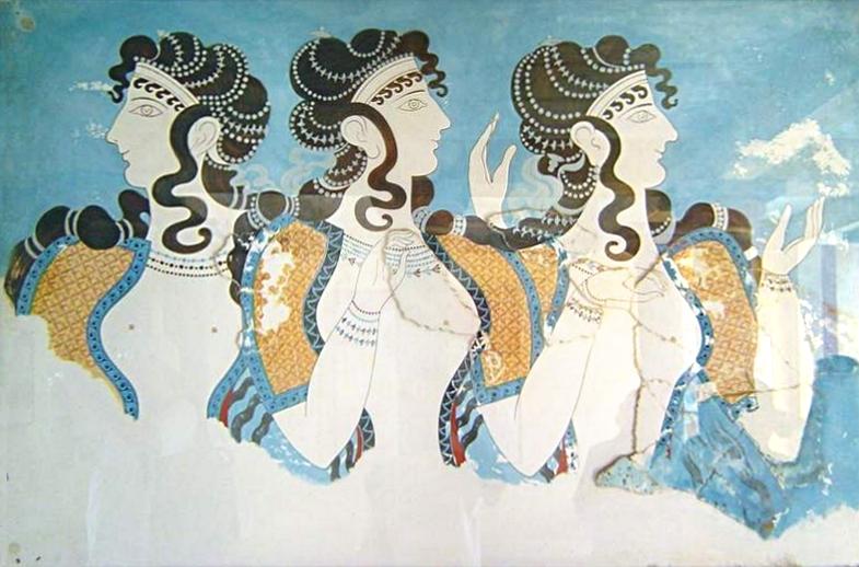 Minoans nutritional habits