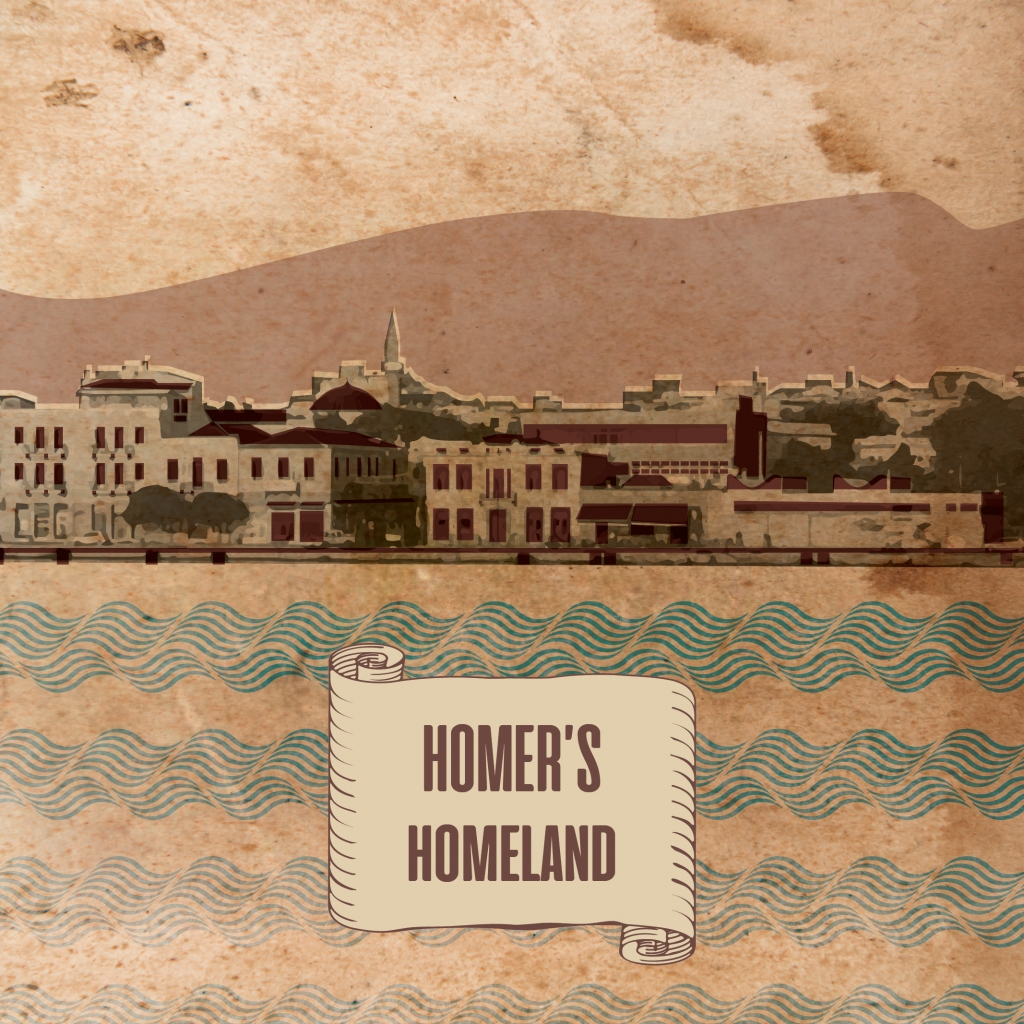 Searching for Homer in Chios island audio tour
