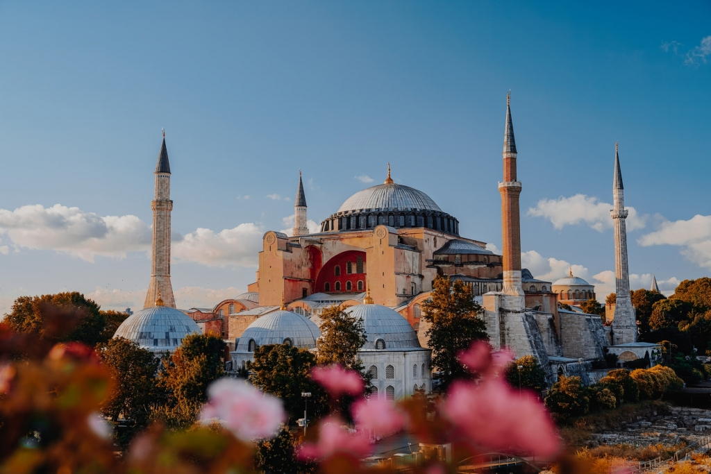 Hagia sophia audio tour