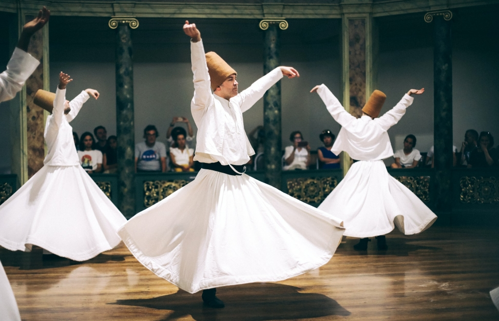 watch dervish dance in Istanbul