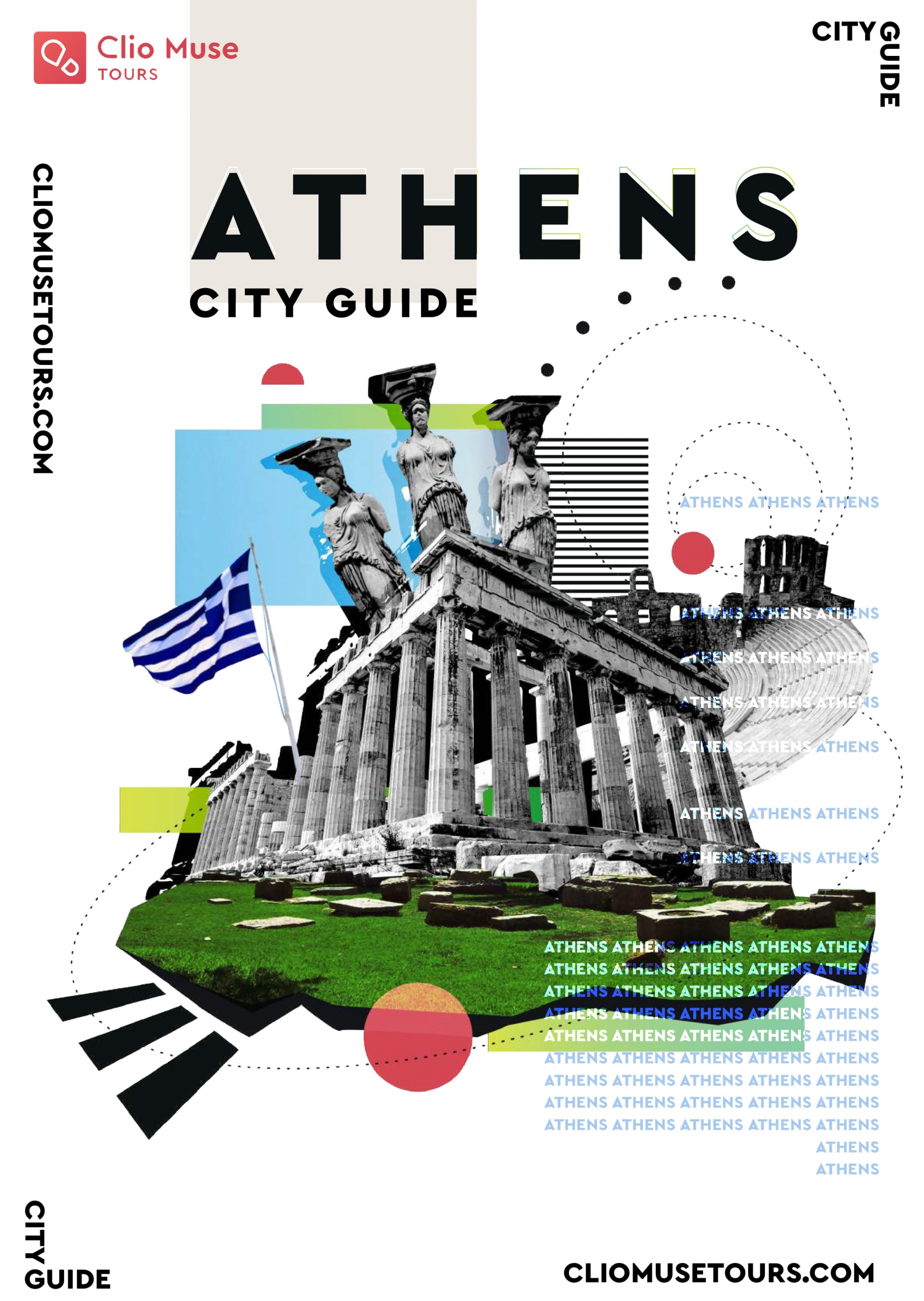 Athens City Guide ClioMuse Tours 1
