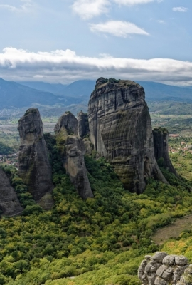 from meteora to paleokarya the legends