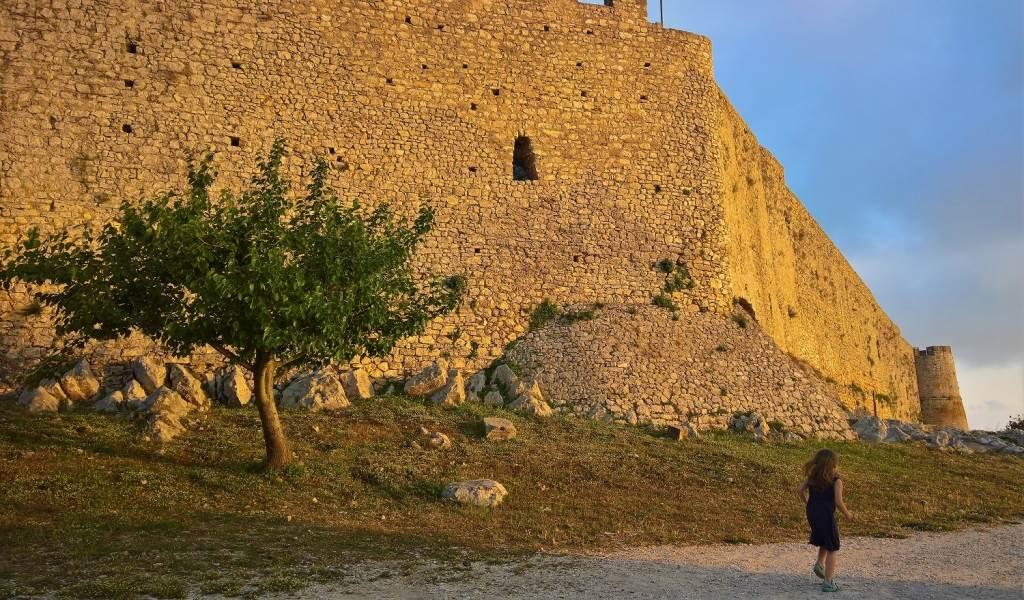kyllini elis kids Greece Peloponnese family trip