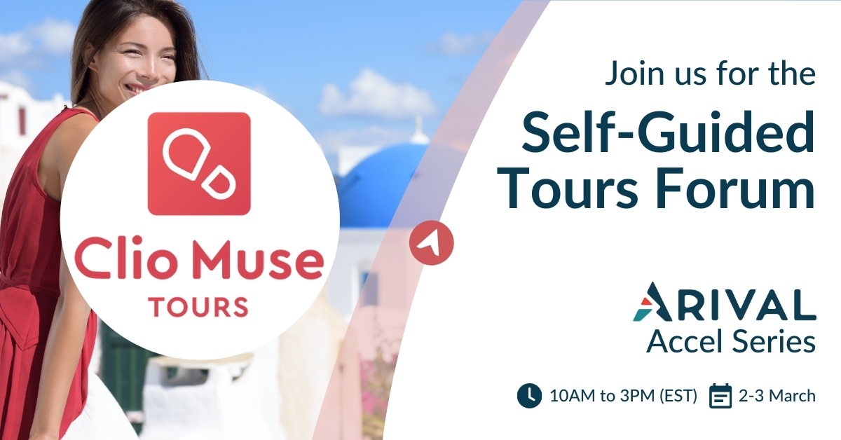 Arival Accel Self-Guided Tours Forum: What Happened Over This 2-Day Event