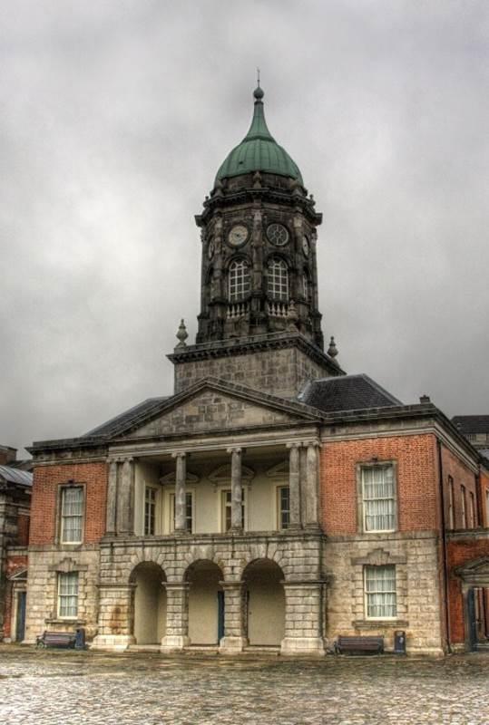 tour destination city dublin