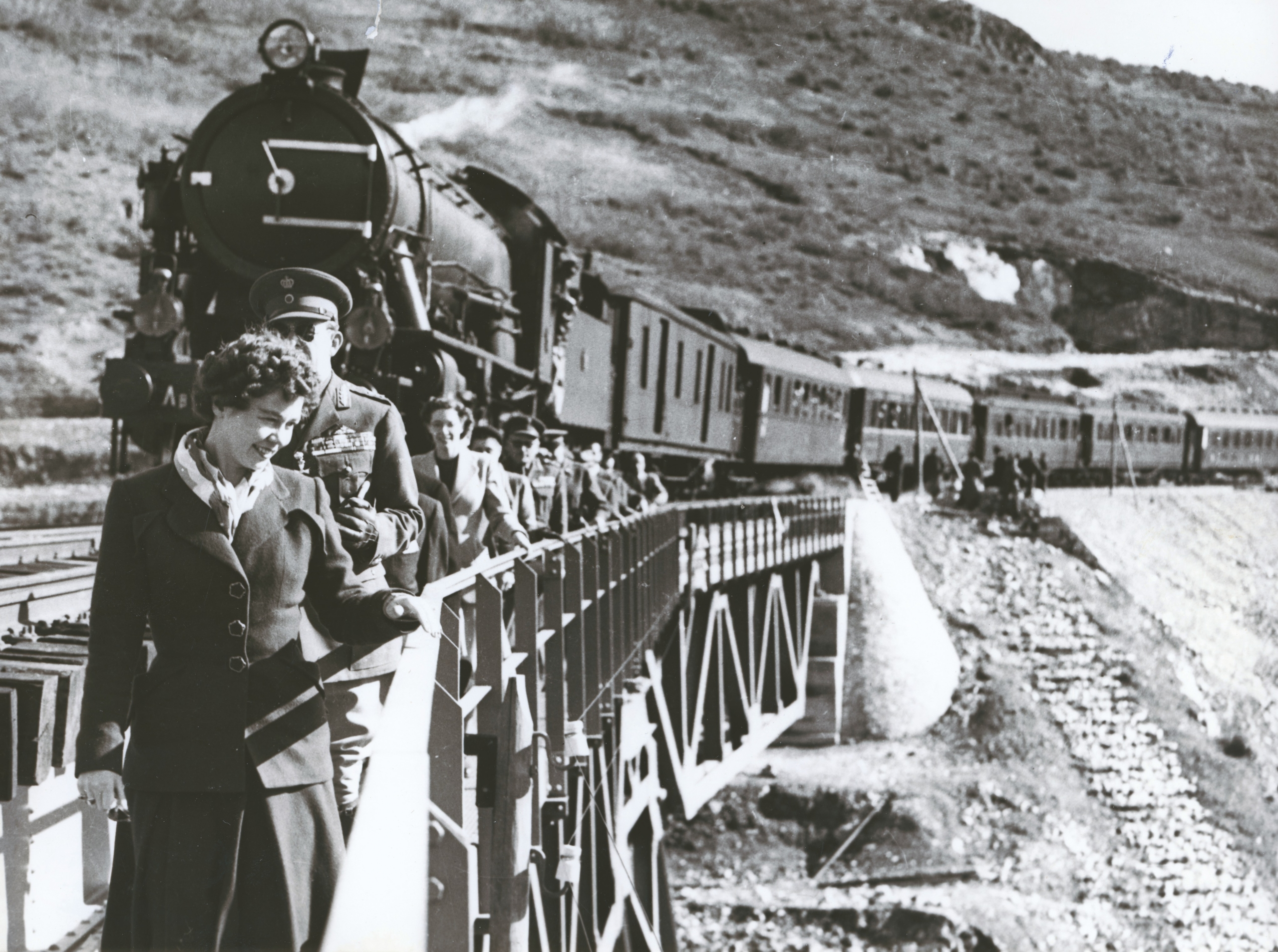 """Our Partnership With The Photography Museum """"Christos Kalemkeris: """"40 Train Stations And The History of Greek Railway"""""""