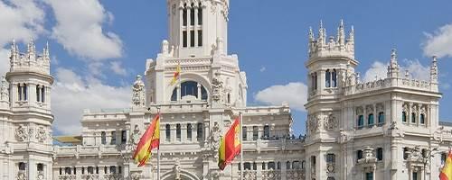 Madrid city walking tour