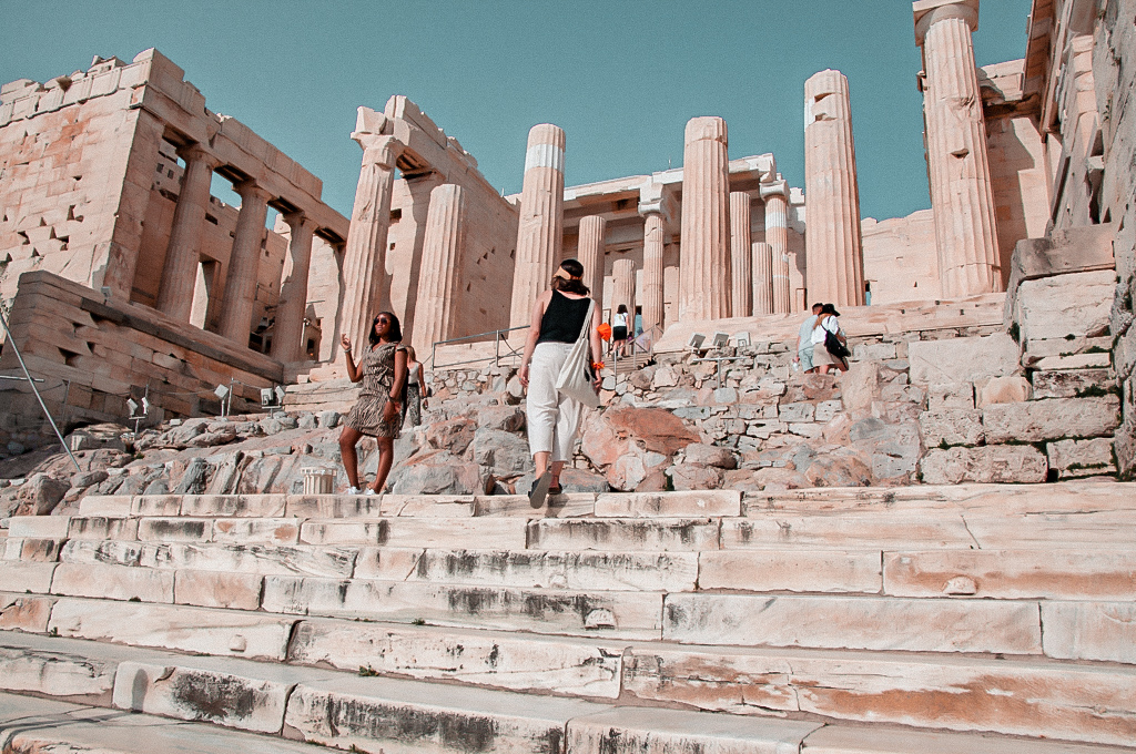 Acropolis self-guided audio tour