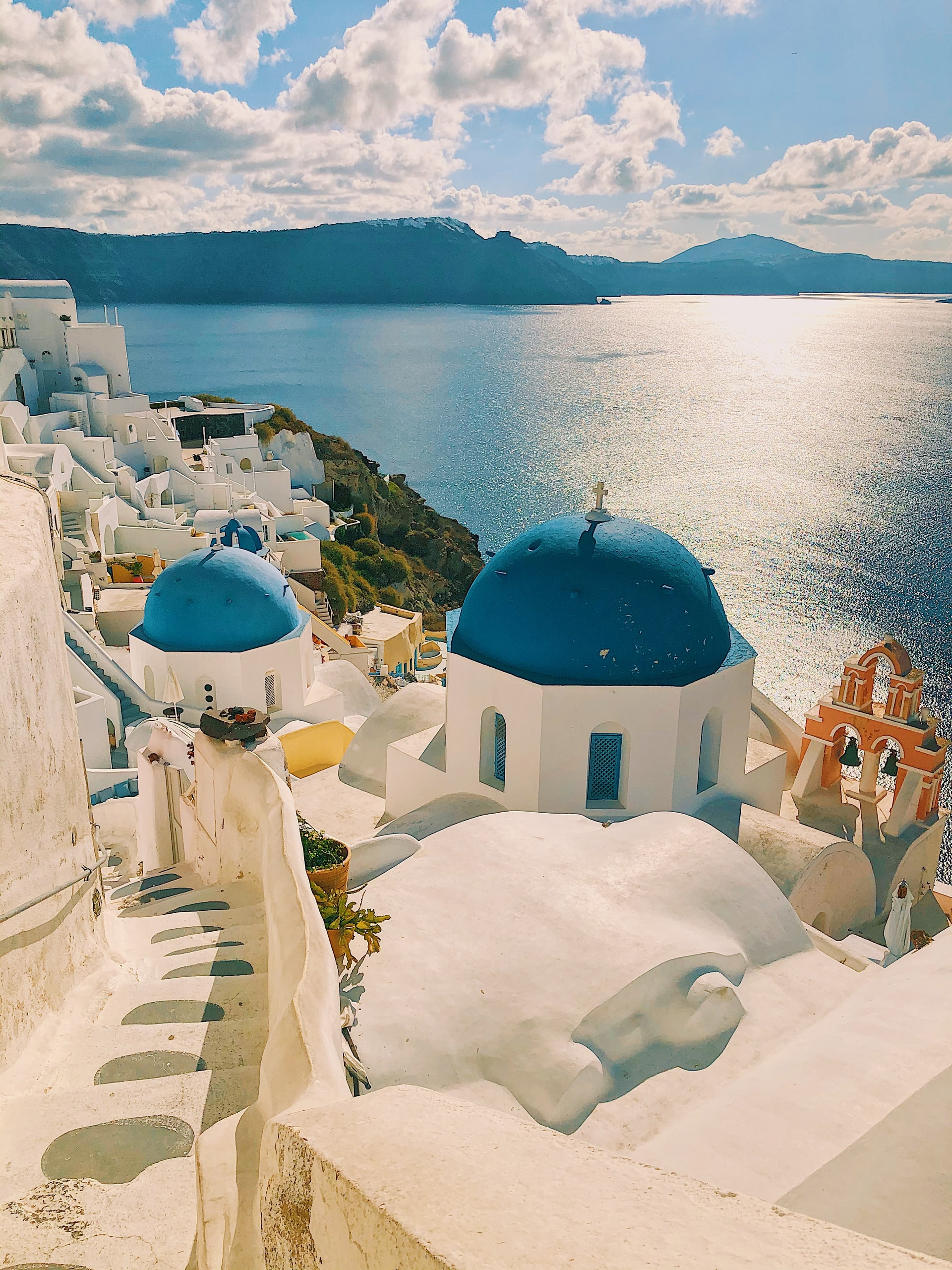 Greek islands self-guided tours