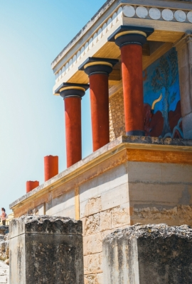 knossos daily life in the minoan era tour image