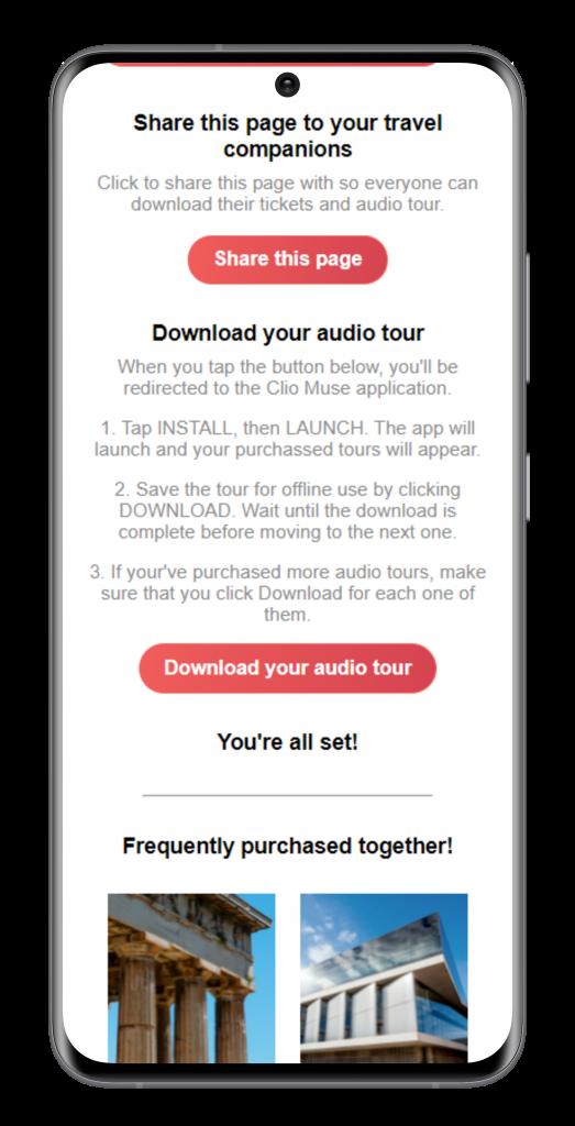 android audio tour activation 01