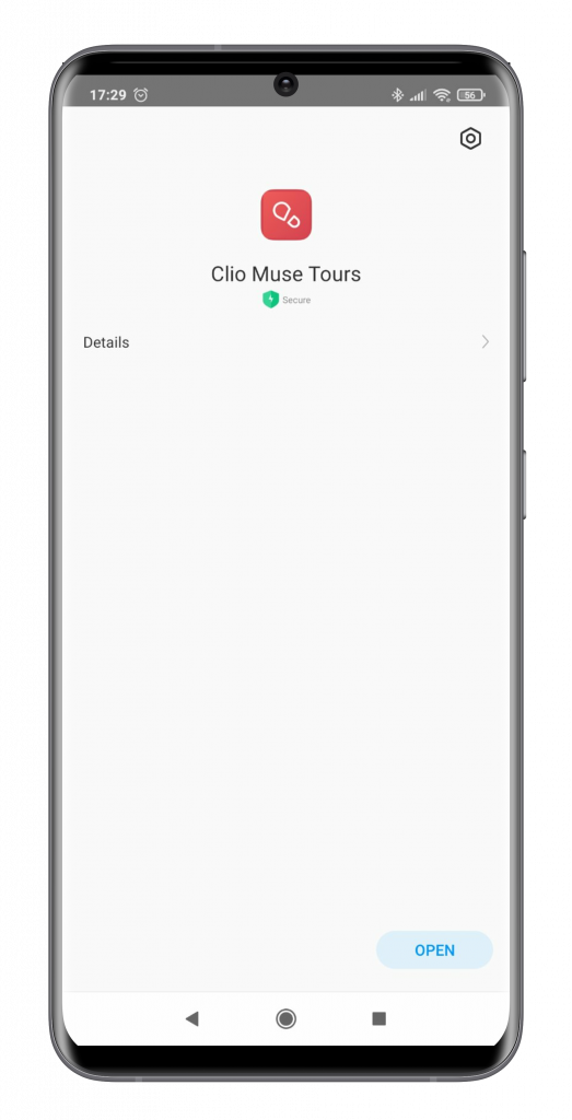 android audio tour activation 03