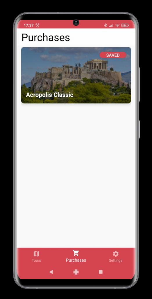 android audio tour activation 08